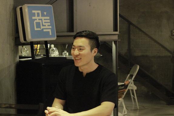 """강주원 """"책 한권으로 얻은 카페…진심은 결국 통하더라"""""""