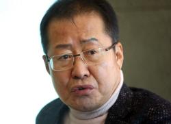 """홍준표, 조진래 죽음에 """"文 정치보복 때문..몹쓸 정권"""""""