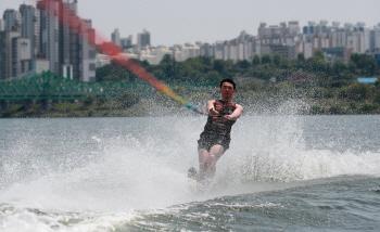 도심속에서 즐기는 수상스포츠