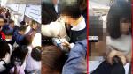 """""""한의사 동생, 출근길 지하철서 성추행 '억울'"""" 영상 공개...靑청원 논란"""