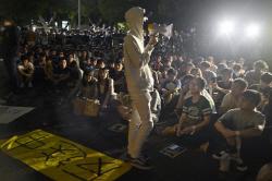 홍콩, 송환법 법안 보류에도…대규모 집회는 이어진다