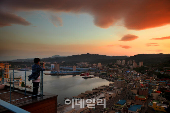 [강원바다여행③] 동해에 숨겨둔 나의 '전망 좋은 방'