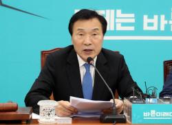 """손학규 """"바른미래行 현명한 선택…민주당·한국당, 분열될 것"""""""