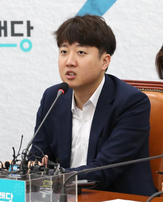"""이준석 """"홍콩 송환법 반대 시위, 광주가 모델...與은 정체성 혼란"""""""