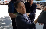 김충환 전 의원, 낫으로 '교회 세습 반대' 현수막 훼손해 입건