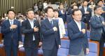 '패스트트랙 어게인?'…한국당 뺀 여야4당, 6월국회 '개문발차'