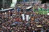 송환법 철회에도 들끓는 홍콩…中 향한 분노 '부글부글'