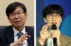 """김상조 """"정부 혼자 못해..이해진 포용경제 동참해야"""" 쓴소리"""