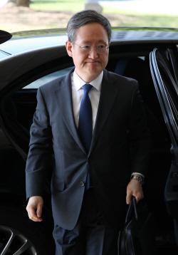 봉욱 대검 차장검사 사의 표명