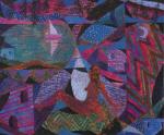 [e갤러리] 유럽-페르시아 끈적한 조화…톰 안홀트 '지나가는 배들'