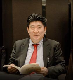 """[코스닥 人]유진산 파멥신 대표 """"지배구조 신경쓰기 보다 항암제 개발에 올인"""""""