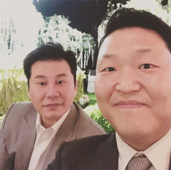 싸이, 정마담 이어 '양현석 성접대 의혹' 경찰 조사
