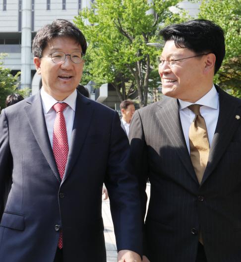 """권성동, '1심 무죄'에 """"'정치검찰' 책임져야"""""""