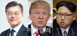 북미 협상 모드 급물살..DMZ서 깜짝쇼 연출되나
