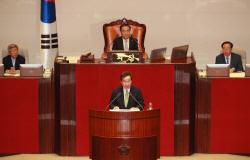 자유한국당, 국회 본회의 결국 불참