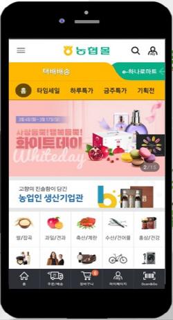"""[단독]""""샤넬보다 '농협'""""..이베이·네이버·쿠팡, 입점경쟁"""