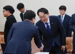 [포토]미소 보이는 김현준 국세청장 후보자