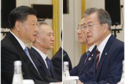 """김정은 만난 시진핑의 소회 """"(김정은) 비핵화 의지 변함 없다"""" 공개"""