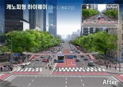 박원순표 '교통혁명' 자전거 고속도로 2년내 완성한다