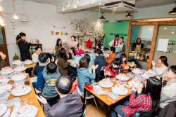 거래소-임직원, 29년째 한부모가정 아동 지원사업 전개