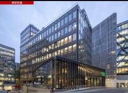 키움투자자산운용 투자한 英 빌딩, 건축상 수상