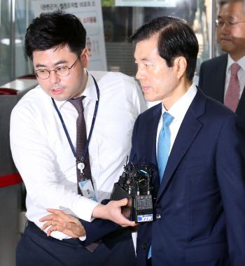 김태한 삼성바이오로직스 대표, 영장실질심사