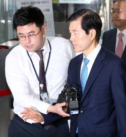 [포토]김태한 삼성바이오 대표이사, '묵묵부답'