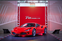 어마어마한 엔진 얹은 페라리 F8 트리뷰토 국내 공식 출시