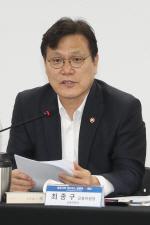 """""""이젠 떠날 때""""…최종구, 연이틀 `거취` 깜짝 발언"""