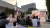 """""""성소수자 색출은 범죄""""…군인권센터, 대법원 앞 집회"""