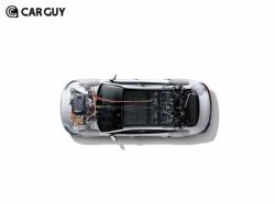 쏘나타 HEV 연료효율 높은 이유, 새로 개발한 변속기 덕