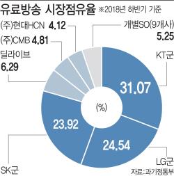 유료방송 M&A, 내년에 더 뜨겁다..딜라이브에 KT-SKT 입찰 가능성