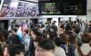 출근길 2호선, 열차운행 한때 중단…응급환자 발생