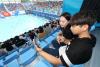 KT, 광주세계수영선수권서 5G 기술 선보여