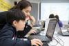 CJ올리브네트웍스, 초·중생 대상  'ICT 창의인재 과정' 1기 수료식