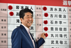 '선거불패' 아베 '한국때리기' 앞세워 또 승리…韓 압박 거세질 듯
