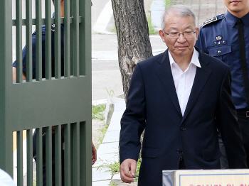 법원, 양승태 전 대법원장 직권 보석