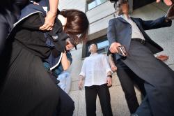 """""""우발적 범행, 억울하다""""는 고유정…재판 방청권 경쟁 벌어져"""