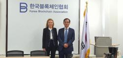 프랑스 ICO법안 앞장선 하원의원, 한국블록체인협회 방문