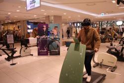 자전거도 VR로 탄다..이색 시도 '눈길'