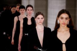 [포토]2020 영국 패션 위크 '눈에 띄는 모델'