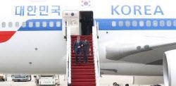 '국민 이송' 대통령 전용기, 1·2호기 아닌 3호기..왜?