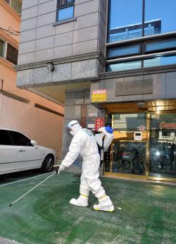'신천지 교인' 숨기고 근무…대구 가톨릭병원 병동 폐쇄