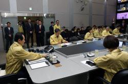 [포토] 확대 중수본회의