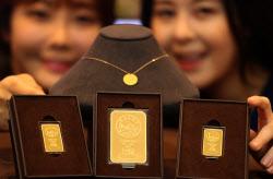 코로나19 확산에 금값된 金…1g에 6만4800원 '사상최고가'
