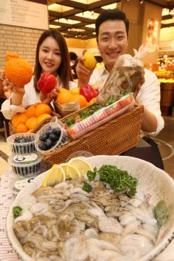 [포토]봄철 면역력 증진을 위한 음식들