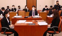 [포토]국회 정상화, '속기사도 마스크 착용 필수'