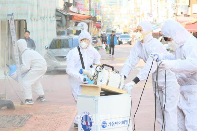 강남구 3번째 확진자 발생…개포동 거주·종로 직장