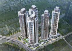 현대건설 '힐스테이트 도원 센트럴' 이달 중 분양