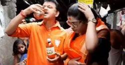 '소 배설물'로 코로나 치료? 인도의 황당 민간요법